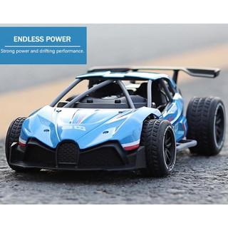 Xe Điều Khiển Từ Xa Tốc Độ Cao Drift Off Road RC 1:16 2WD 2.4G Vỏ Hợp Kim