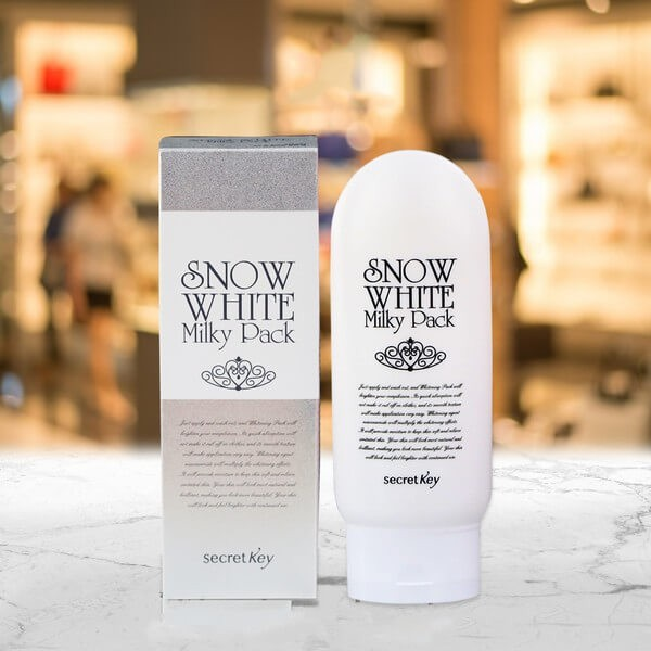 Sữa tắm trắng Snow White Milky Pack   Shopee Việt Nam