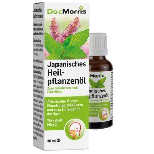 Dầu thảo dược Japanisches Heilpflanzenöl - DocMorris (30 ml - Hàng Nhập Đức)