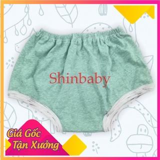 Set 10 quần dạng mặc bỉm cho bé vải mềm mát, bé mặc thoải mái