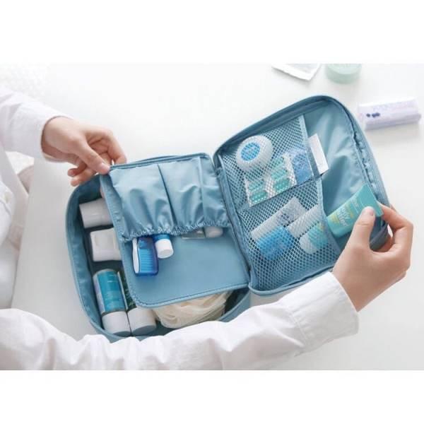Túi nhựa cao cấp đựng đồ cá nhân khi đi du lịch