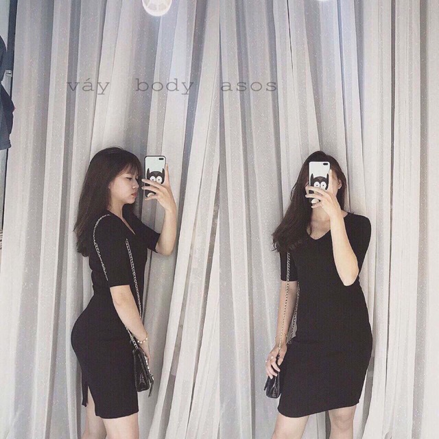 váy len gân body - 2489375 , 479290585 , 322_479290585 , 59000 , vay-len-gan-body-322_479290585 , shopee.vn , váy len gân body