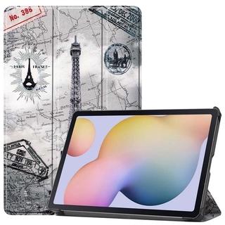 Bao Da Hình Tháp Eiffel Cho Samsung Tab S 7 11 2020 T 870 T 875