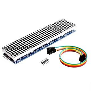 Mô Đun Hiển Thị 5 Dây Max7219 4 Trong 1 Cho Arduino Dot Matrix S12