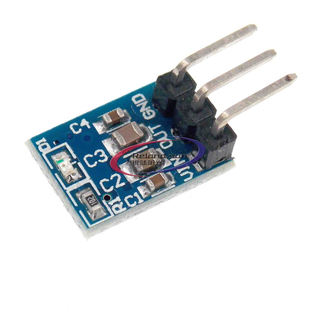 5V to 3.3V For DC-DC Step-Down Power Supply Buck Module AMS1117 LDO 800MA