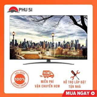 [Mã ELMSHX03 hoàn 6% xu đơn 2TR] [GIAO HCM] Smart Tivi NanoCell LG 4K 4 inch 49NANO86TNA thumbnail