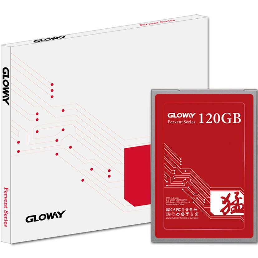 Ổ cứng SSD Gloway FER120GS3-S7 120GB SATA3 6Gb/s 2.5