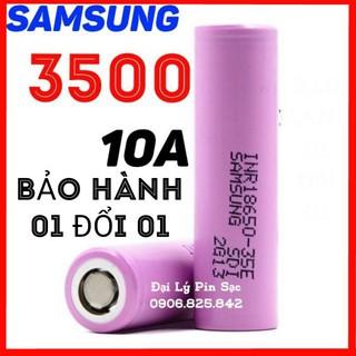 Pin 18650 3500mah Samsung CHÍNH HÃNG