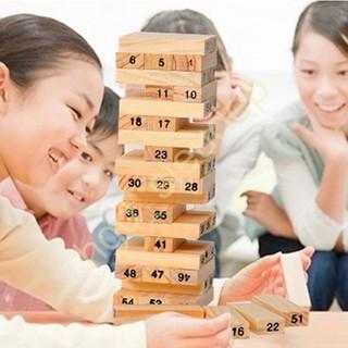 [TOP SALE] Đồ chơi rút gỗ thông minh 54 thanh -hgd_sieudep