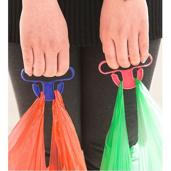 Dụng cụ xách đồ tiên ích khi đi chợ, shopping