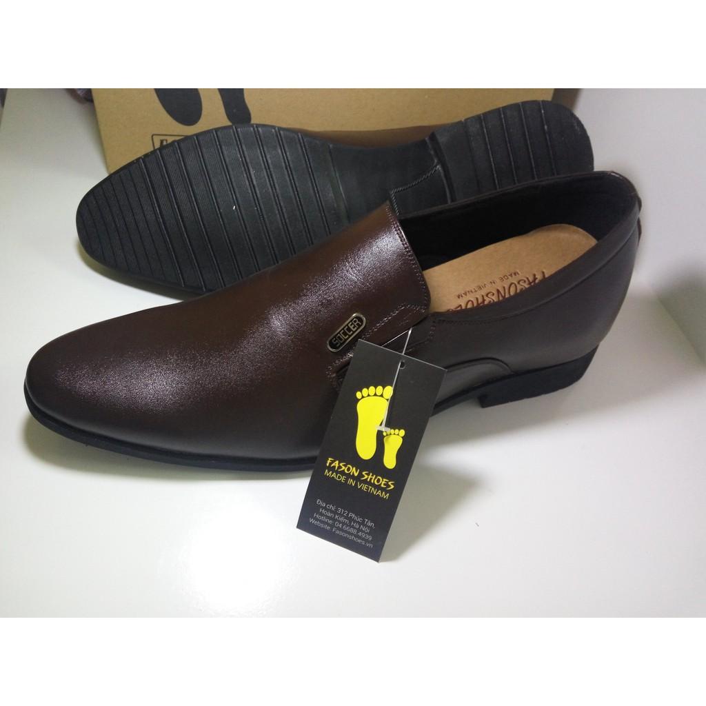 Giày nam tăng chiều cao FGC05n
