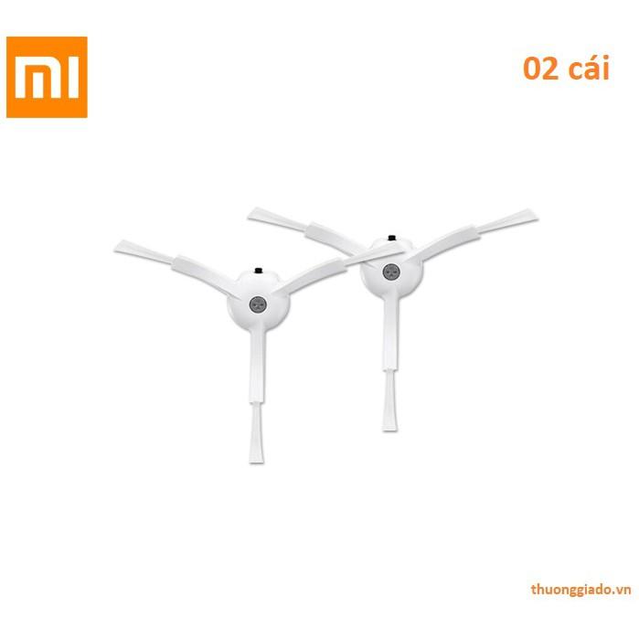 Thay chổi quét góc (3 cánh) cho máy hút bụi Xiaomi