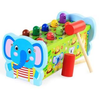 Đồ chơi gõ con voi – Đồ chơi giáo dục