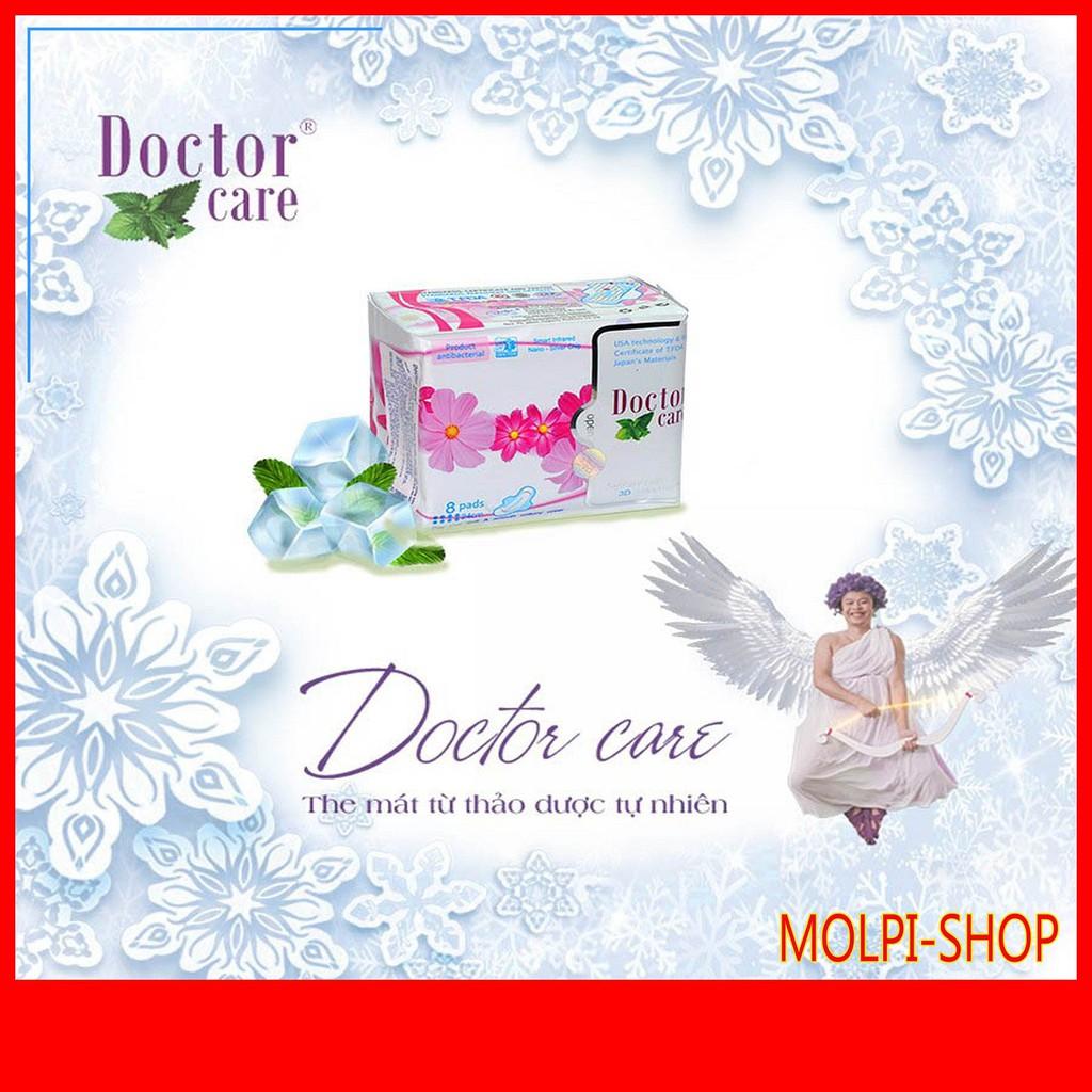 BĂNG VỆ SINH THẢO DƯỢC DOCTOR CARE | The Mát Từ Thiên Nhiên | MOLPISHOP | MPS06012