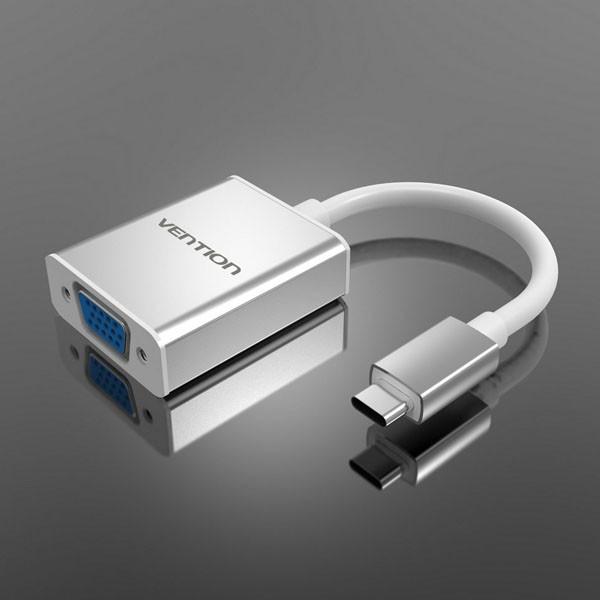 Cáp chuyển đổi USB 3.1 Type C to VGA Vention VAS-S08