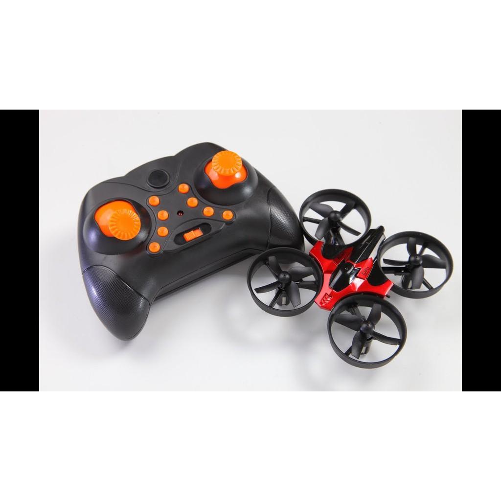 Máy bay drone điều khiển cánh gập RH807 Đỏ