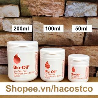 Gel chăm sóc da khô Bio-oil Dry Skin Gel 200ml , 100ml , 50ml Nam Phi - Bio Oil chuyên biệt cho da khô thumbnail