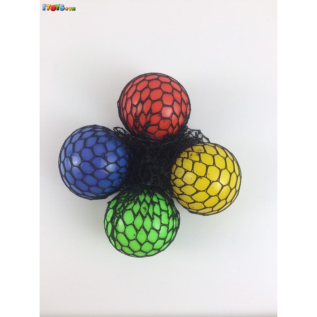 [Nhập TOYMAY giảm 10K Xu]Bóng Lưới Bóp Mesh Squishy Ball Xả Stress - ITOYS
