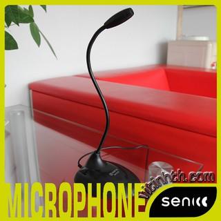 Micro thu âm dành cho PC Laptop chính hãng SENICC - THComputer Q11 thumbnail