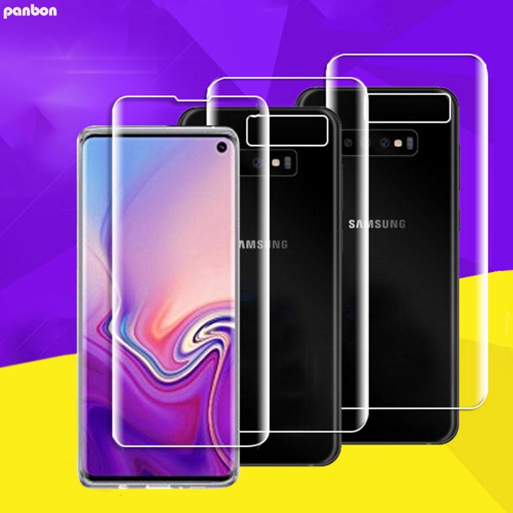2 miếng dán cường lực cho điện thoại Samsung Galaxy S10 E / S10 Plus