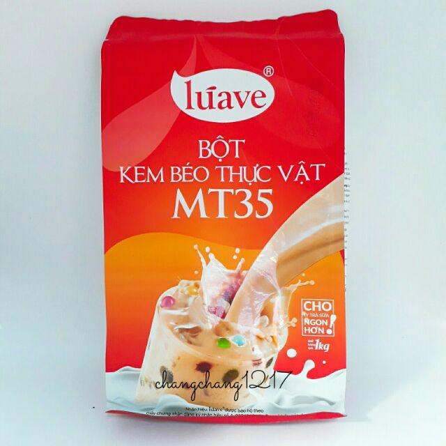 Bột Kem Béo Pha Trà Sữa Indo Indonesia LUAVE MT35 1kg - 2731429 , 311414260 , 322_311414260 , 80000 , Bot-Kem-Beo-Pha-Tra-Sua-Indo-Indonesia-LUAVE-MT35-1kg-322_311414260 , shopee.vn , Bột Kem Béo Pha Trà Sữa Indo Indonesia LUAVE MT35 1kg