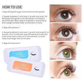 SEPTEMBER Lash Curler Non-stimulating Curling Enhancer Eye Lash Treatment Curl Perm Tool Eyelash Perming Lift-1