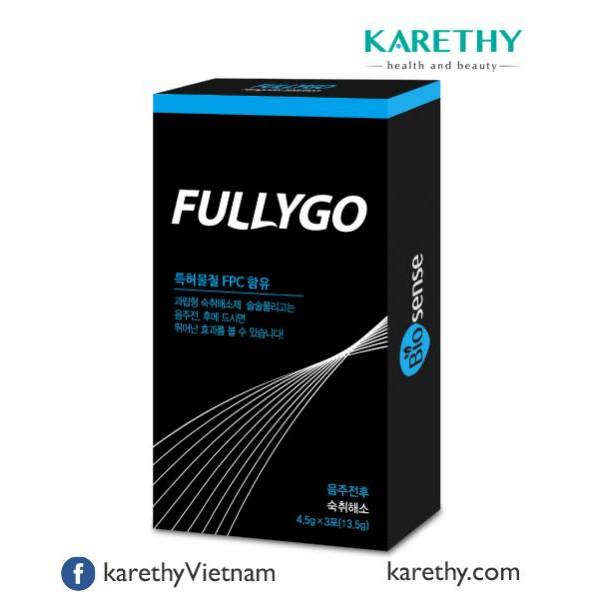 Trà Giải Rượu Fullygo - Hàn Quốc (3 Gói x 4,5 Gr) - 3483592 , 1280601780 , 322_1280601780 , 150000 , Tra-Giai-Ruou-Fullygo-Han-Quoc-3-Goi-x-45-Gr-322_1280601780 , shopee.vn , Trà Giải Rượu Fullygo - Hàn Quốc (3 Gói x 4,5 Gr)