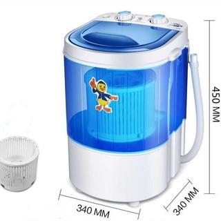 Máy giặt mini cao cấp- máy giặt quần áo trẻ em 4,5 kg