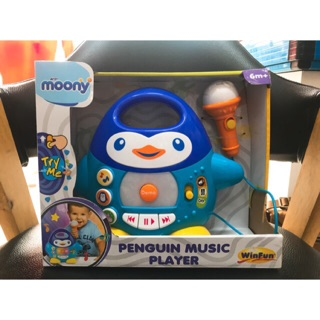 Đàn chim cánh cụt phát nhạc Winfun