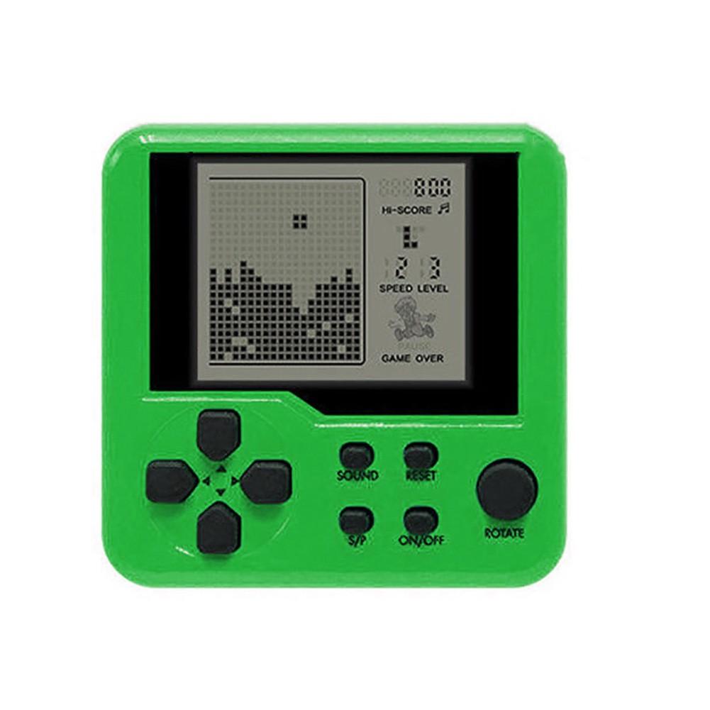 Máy chơi game xếp gạch cầm tay mini