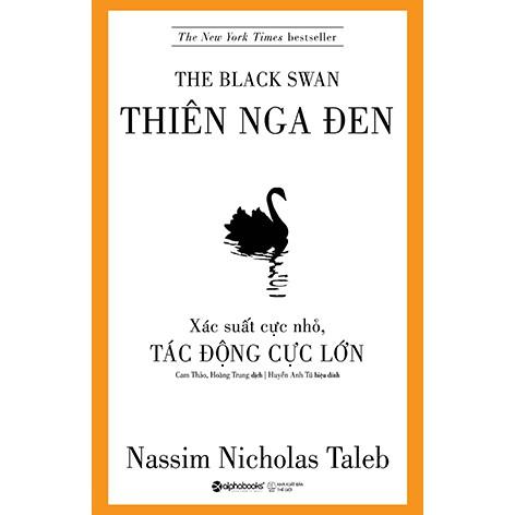 Sách - Thiên Nga Đen (Nassim Nicholas Taleb)