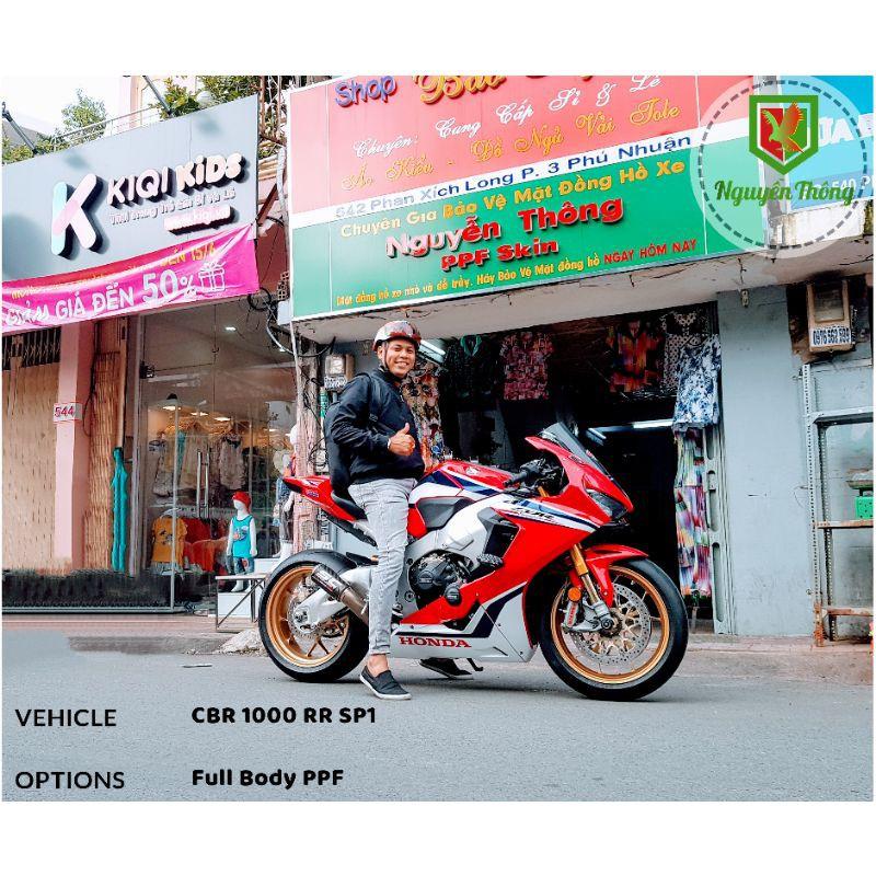 PPF R15/MT15 Bảo Vệ Mặt Đồng Hồ Xe Yamaha R15/MT15