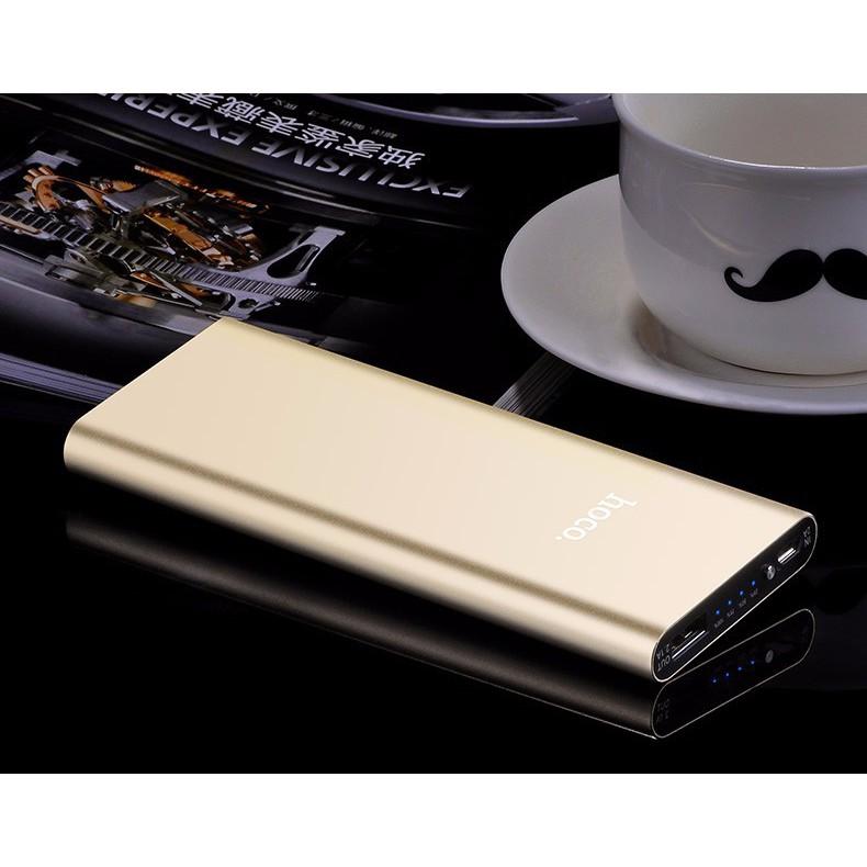 (Được chọn màu) Pin Sạc dự phòng 10000mAh chính hãng HOCO METAL SURFACE B16 - 2968324 , 1213996246 , 322_1213996246 , 466000 , Duoc-chon-mau-Pin-Sac-du-phong-10000mAh-chinh-hang-HOCO-METAL-SURFACE-B16-322_1213996246 , shopee.vn , (Được chọn màu) Pin Sạc dự phòng 10000mAh chính hãng HOCO METAL SURFACE B16