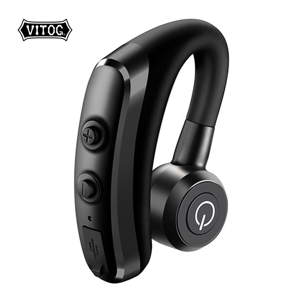 Vitog TWS Wireless Earphones with Bluetooth 5.0  with Microphone