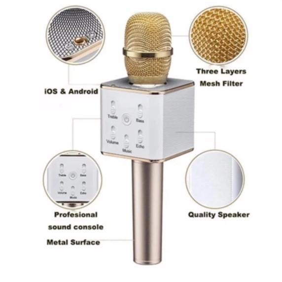 Mic hát Karaoke kiêm Loa bluetooth Q7 - 2858541 , 316681182 , 322_316681182 , 187000 , Mic-hat-Karaoke-kiem-Loa-bluetooth-Q7-322_316681182 , shopee.vn , Mic hát Karaoke kiêm Loa bluetooth Q7