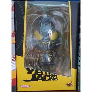 Mô hình nhân vật Hottoys Cosbaby Yellow Jacket