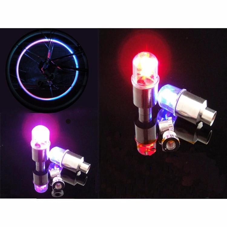 Đèn Led Van Xe - 7 màu - cảm biến ánh sáng