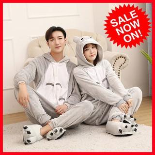 [ FREE SHIP – HÀNG SIÊU CẤP ] Bộ Đồ Totoro Liền Thân Hình Thú Cho Nam và Nữ Chất Siêu Đẹp