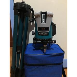 Cân mực Maktec 5 tia xanh- Máy đánh thăng bằng 5 tia xanh kèm chân 1.2m