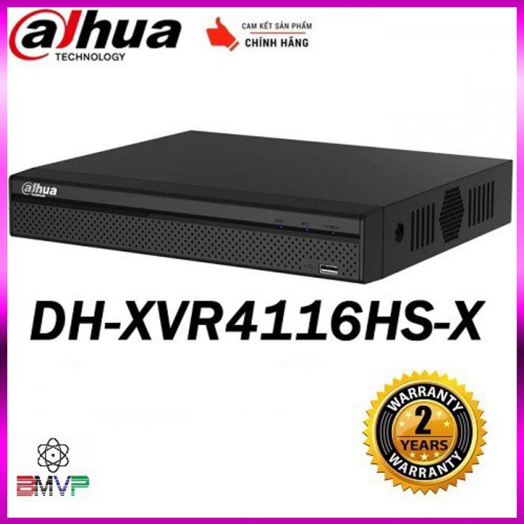 🍀 ĐẦU GHI HÌNH DAHUA 16 CỔNG DHI-XVR4116HS-X - Hàng chính hãng 100%.