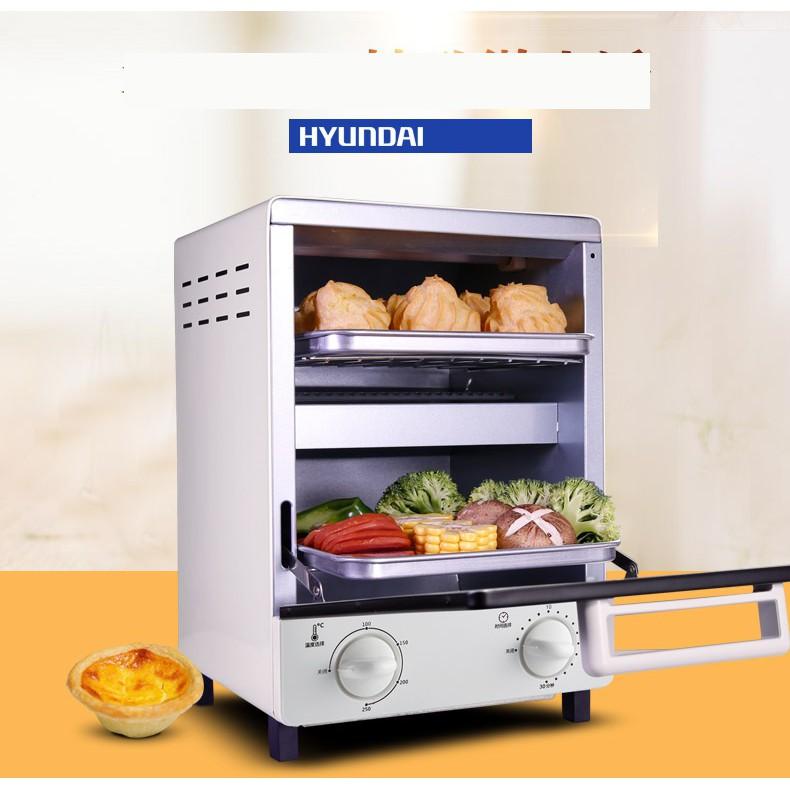 (1029)Lò Nướng Bánh Hyundai 1000W