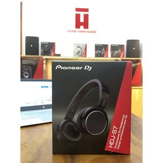 Tai nghe kiểm âm PIONEER HDJ-S7 (DJ HEADPHONE) thumbnail