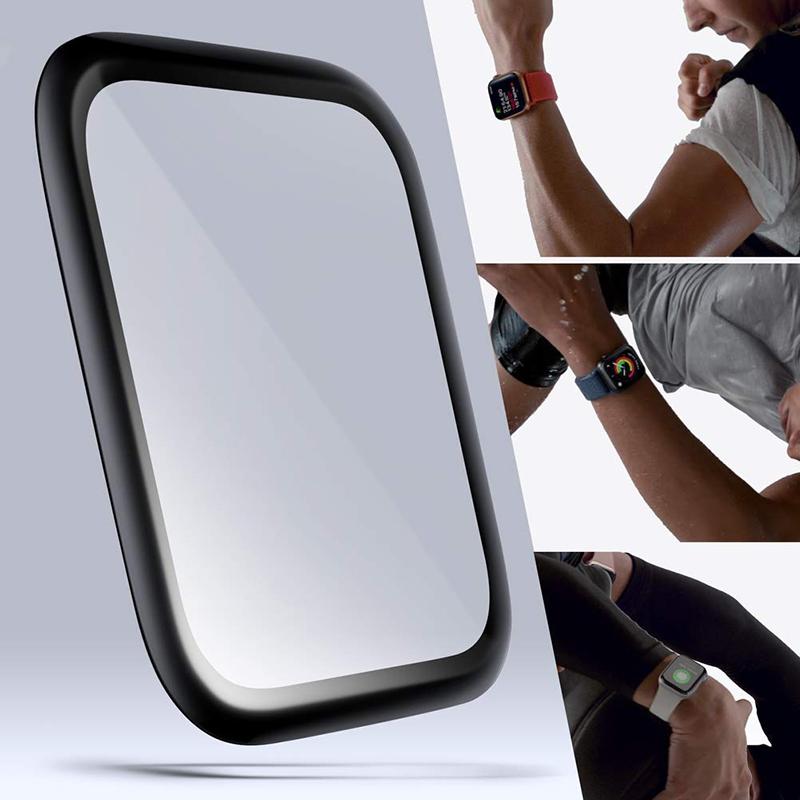 Phim dán bảo vệ 3d mặt đồng hồ Apple Watch 38mm 42mm 5 4 3 2 1 40mm 44mm