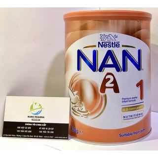[CÓ NHÃN NK]Sữa Nan A2 Số 1 Dạng Bột (800G) (Từ 0 đến 6 tháng tuổi) thumbnail