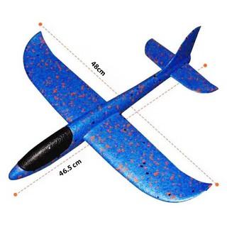 Máy bay xốp cỡ lớn (48×46)cm
