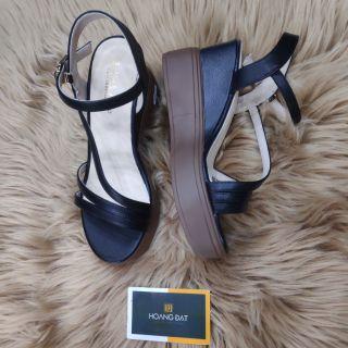 Sandal đế xuồng nữ