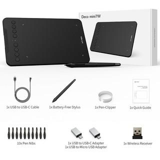 [Mã 2404EL10K giảm 10K đơn 20K] Bảng Vẽ Điện Tử XP-Pen Deco Mini7W Android Wireless Hỗ Trợ Cảm Ứng Nghiêng thumbnail