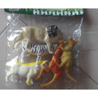 Túi 5 động vật