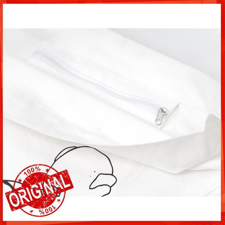 Túi tote vải PICASSO có dây đeo chéo tiện lợi [CÓ SẴN]