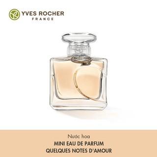Nước Hoa Yves Rocher Mini EDP Quelques Notes D amour 5ml - Chính Hãng thumbnail
